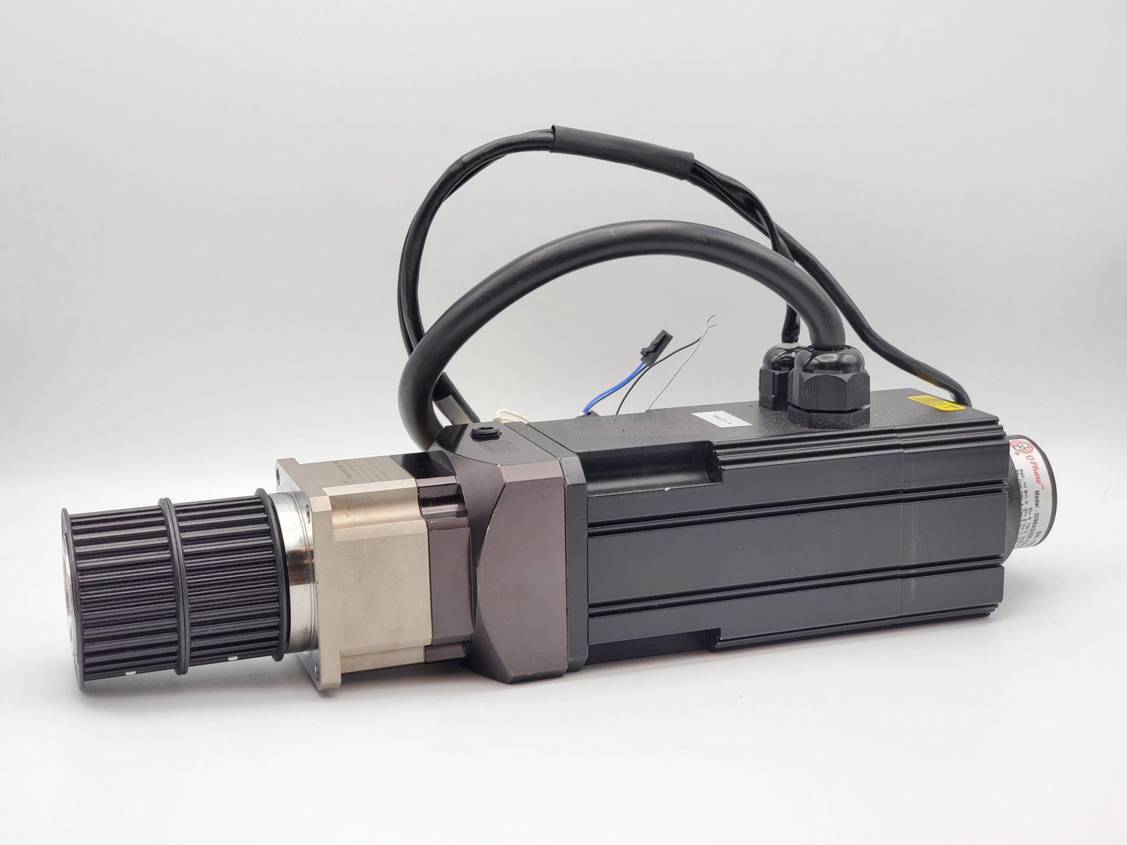 Custom FP0207 With External Brake