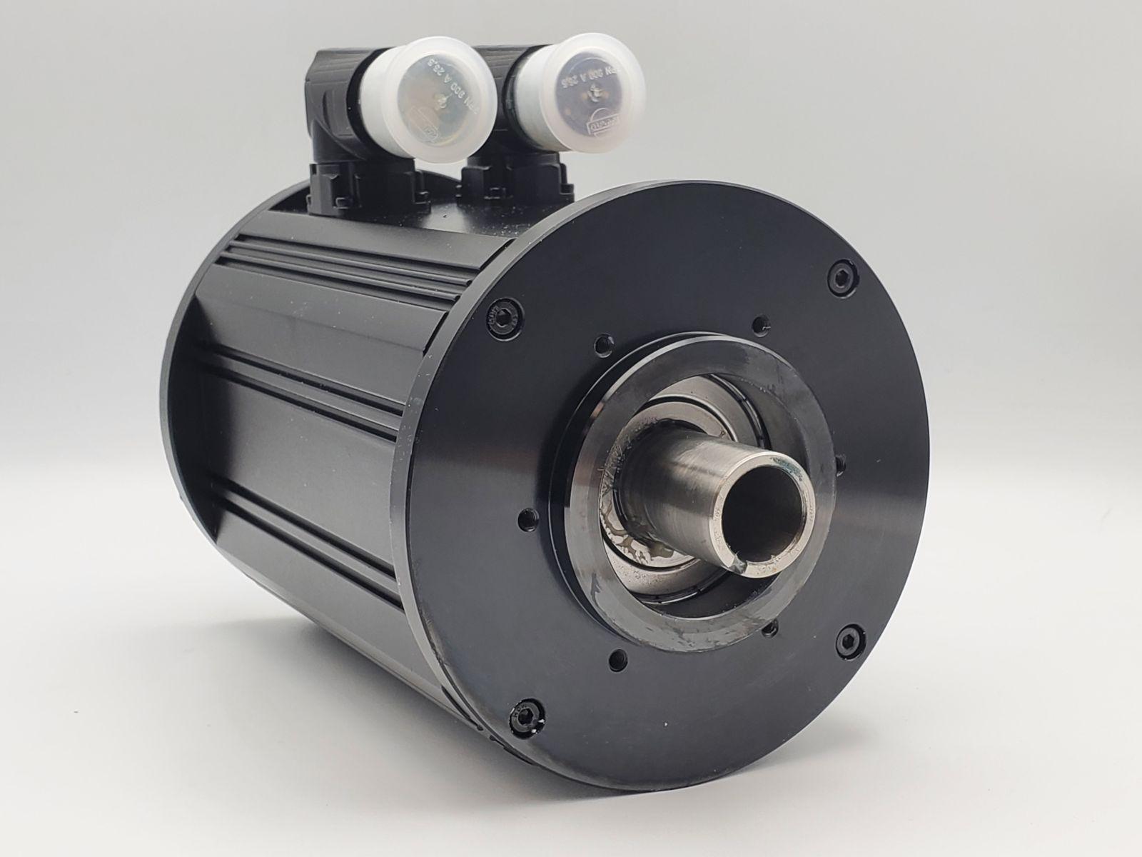 Custom Hollow shaft FP Motor
