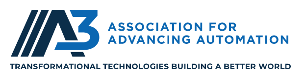 A3 Association for Automation Logo