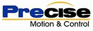 Precise Motion Logo